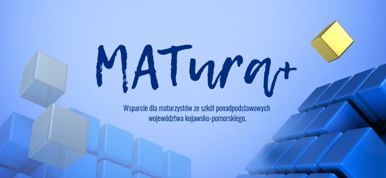 Projekt MATura+